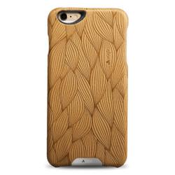 Vaja Grip Embossed Leather Case iPhone 6/6S - London Foglie