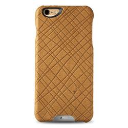 Vaja Grip Embossed Leather Case iPhone 6/6S - London Striscia