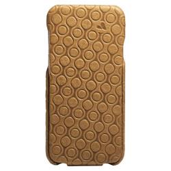 Vaja Top Embossed Leather Case iPhone 6/6S - London Circo
