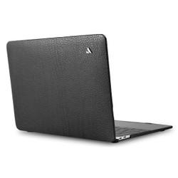 """Vaja Leather Suit Case MacBook Pro 15"""" Touch Bar - Floater Black"""