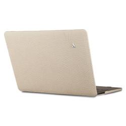 """Vaja Leather Suit Case MacBook Pro 15"""" Touch Bar - Latte"""