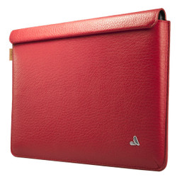 "Vaja Leather Sleeve Case iPad Pro 12.9"" - Floater High Risk Red"