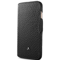 Vaja Agenda MG Leather Case iPhone 7+ Plus - Floater Black