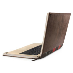 "Twelve-South BookBook Case MacBook 12"" - Brown"