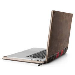 "Twelve-South BookBook Case MacBook Pro Retina 15"" - Brown"