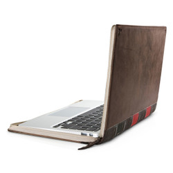 "Twelve-South BookBook Case MacBook Pro Retina 13"" - Brown"