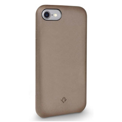 Twelve-South Relaxed Leather Case iPhone 8/7/6/6S - Warm Taupe