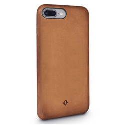 Twelve-South Relaxed Leather Case iPhone 8+/7+/6+/6S+ Plus - Cognac