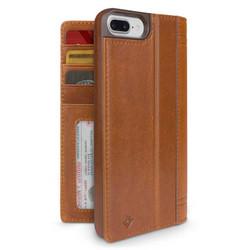 Twelve-South Journal Case iPhone 8+/7+/6+/6S+ Plus - Cognac