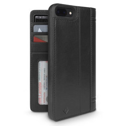 Twelve-South Journal Case iPhone 8+/7+/6+/6S+ Plus - Black