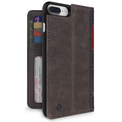 Twelve-South BookBook Case iPhone 8+/7+/6+/6S+ Plus - Brown