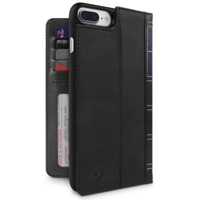 Twelve-South BookBook Case iPhone 8+/7+/6+/6S+ Plus - Black