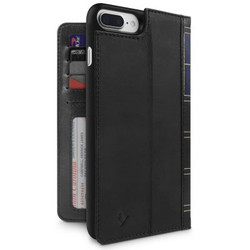 Twelve-South BookBook Case iPhone 8+/7+/6+/6S+ Plus - Black