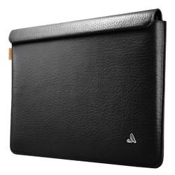"""Vaja Leather Sleeve Case iPad Pro 12.9"""" - Floater Black"""