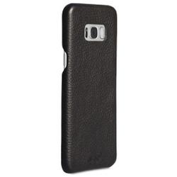 Vaja Grip Leather Case Samsung Galaxy S8+ Plus - Grain Black