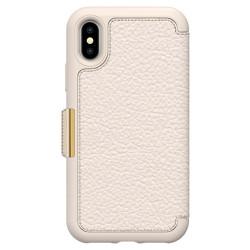 OtterBox Strada Wallet Case iPhone X - Soft Opal