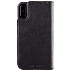 Case-Mate Wallet Folio Case iPhone X - Black