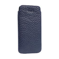 Sena Ultraslim Classic Leather Pouch iPhone 8+/7+/6+/6S+  Plus - Blue