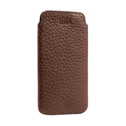 Sena Ultraslim Classic Leather Pouch iPhone 8/7 - Brown