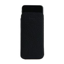 Sena Ultraslim Classic Leather Pouch iPhone 8+/7+/6+/6S+ Plus - Black