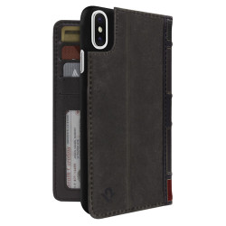 Twelve-South BookBook Case iPhone X/Xs - Brown