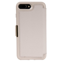 OtterBox Strada Wallet Case iPhone 8+/7+ Plus - Soft Opal