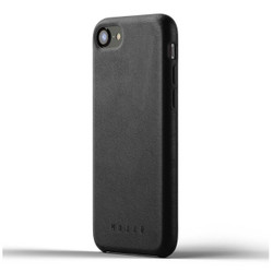Mujjo Full Leather Case iPhone 8 - Black