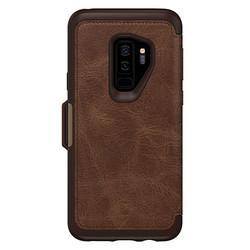 OtterBox Strada Wallet Case Samsung Galaxy S9+ Plus - Espresso