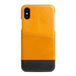 Alto Metro Leather Case iPhone X - Caramel