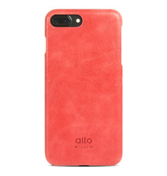 Alto Original Leather Case iPhone 8+/7+ Plus - Coral
