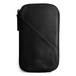 Alto Wallet Mimosa Leather Case iPhone X/Xs - Black