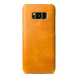 Alto Original Leather Case Samsung Galaxy S8 - Caramel