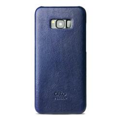 Alto Original Leather Case Samsung Galaxy S8+ Plus - Navy