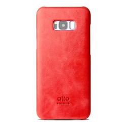 Alto Original Leather Case Samsung Galaxy S8+ Plus - Coral