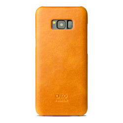 Alto Original Leather Case Samsung Galaxy S8+ Plus - Caramel