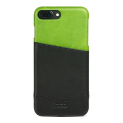 Alto Metro Leather Case iPhone 8+/7+ Plus - Lime/Raven