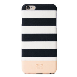 Alto Denim Leather Case iPhone 6+/6S+ Plus - Zebra
