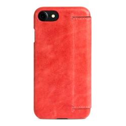 Alto Foglia Leather Case iPhone 8/7 - Coral