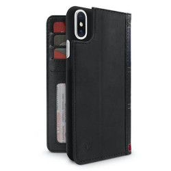 Twelve-South BookBook Case iPhone Xs Max - Black