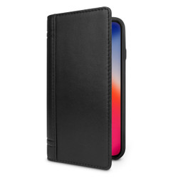 Twelve-South Journal Case iPhone Xs Max - Black