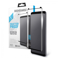 BodyGuardz PRTX Arc Synthetic Glass Samsung Galaxy S9+ Plus