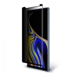 BodyGuardz PureArc Privacy Tempered Glass Samsung Galaxy Note 9