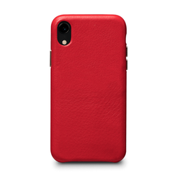 SENA Kyla LeatherSkin Case iPhone Xs - Red