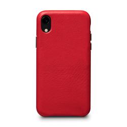 SENA Kyla LeatherSkin Case iPhone XR - Red