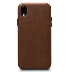 SENA Deen LeatherSkin Case iPhone XR - Tan