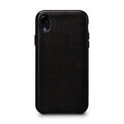 SENA Deen LeatherSkin Case iPhone XR - Black