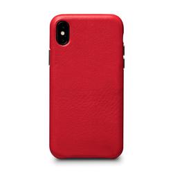 SENA Kyla LeatherSkin Case iPhone Xs Max - Red
