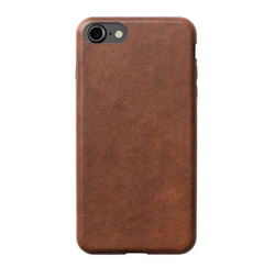 Nomad Horween Leather Case iPhone 8/7 - Rustic Brown