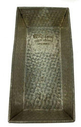 Vintage Bake King Textured Loaf Bread Pan