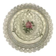 Vintage Mixed Patterns Place Settings Depression Floral Hocking Waterford Harmony House Martha Bavaria